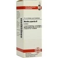 MENTHA PIPER URT, 20 ML, Dhu-Arzneimittel GmbH & Co. KG
