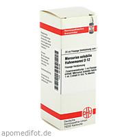 MERCURIUS SOLUB HAHNEM D12, 20 ML, Dhu-Arzneimittel GmbH & Co. KG