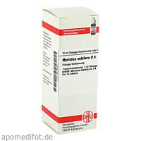 MYRISTICA SEBIF D 4, 20 ML, Dhu-Arzneimittel GmbH & Co. KG