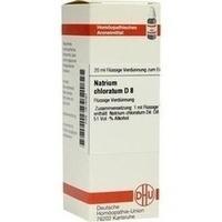 NATRIUM CHLORAT D 8, 20 ML, Dhu-Arzneimittel GmbH & Co. KG