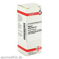 NATRIUM SULF D 6, 20 ML, Dhu-Arzneimittel GmbH & Co. KG