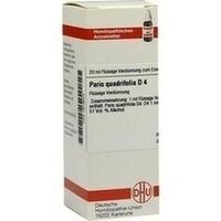 PARIS QUADRIFOL D 4, 20 ML, Dhu-Arzneimittel GmbH & Co. KG