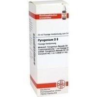 PYROGENIUM D 8, 20 ML, Dhu-Arzneimittel GmbH & Co. KG