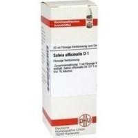 SALVIA OFFIC D 1, 20 ML, Dhu-Arzneimittel GmbH & Co. KG