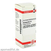 SARSAPARILLA D 4, 20 ML, Dhu-Arzneimittel GmbH & Co. KG
