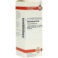 STRAMONIUM D30, 20 ML, Dhu-Arzneimittel GmbH & Co. KG