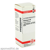 VALERIANA D30, 20 ML, Dhu-Arzneimittel GmbH & Co. KG