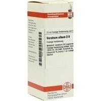 VERATRUM ALB D 8, 20 ML, Dhu-Arzneimittel GmbH & Co. KG