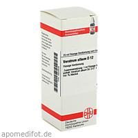 VERATRUM ALB D12, 20 ML, Dhu-Arzneimittel GmbH & Co. KG