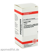 AMBRA D30, 80 ST, Dhu-Arzneimittel GmbH & Co. KG