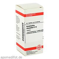 ARISTOLOCHIA CLEM D12, 80 ST, Dhu-Arzneimittel GmbH & Co. KG
