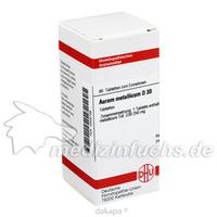 AURUM MET D30, 80 ST, Dhu-Arzneimittel GmbH & Co. KG