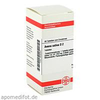 AVENA SATIVA D 2, 80 ST, Dhu-Arzneimittel GmbH & Co. KG
