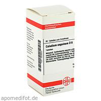 CALADIUM SEGUIN D 6, 80 ST, Dhu-Arzneimittel GmbH & Co. KG
