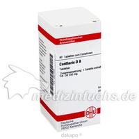 CANTHARIS D 8, 80 ST, Dhu-Arzneimittel GmbH & Co. KG
