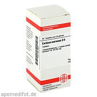 CARDUUS MAR D 6, 80 ST, Dhu-Arzneimittel GmbH & Co. KG