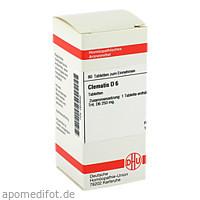 CLEMATIS D 6, 80 ST, Dhu-Arzneimittel GmbH & Co. KG