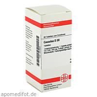 COCCULUS D30, 80 Stück, Dhu-Arzneimittel GmbH & Co. KG
