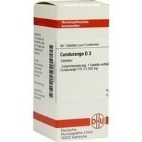 CONDURANGO D 3, 80 ST, Dhu-Arzneimittel GmbH & Co. KG