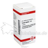 CROTON TIGLIUM D 4, 80 ST, Dhu-Arzneimittel GmbH & Co. KG