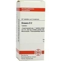 DROSERA D 2, 80 ST, Dhu-Arzneimittel GmbH & Co. KG