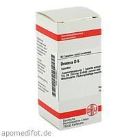 DROSERA D 6, 80 ST, Dhu-Arzneimittel GmbH & Co. KG