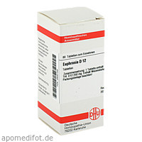 EUPHRASIA D12, 80 ST, Dhu-Arzneimittel GmbH & Co. KG
