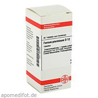 FERRUM PICRINIC D12, 80 ST, Dhu-Arzneimittel GmbH & Co. KG