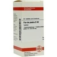 FLOR DE PIEDRA D30, 80 ST, Dhu-Arzneimittel GmbH & Co. KG