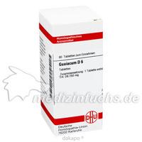 GUAIACUM D 6, 80 ST, Dhu-Arzneimittel GmbH & Co. KG
