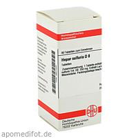 HEPAR SULF D 8, 80 ST, Dhu-Arzneimittel GmbH & Co. KG