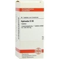 HYDRASTIS D30, 80 ST, Dhu-Arzneimittel GmbH & Co. KG