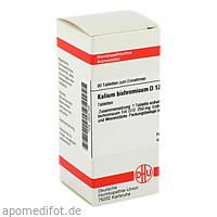 KALIUM BICHROM D12, 80 ST, Dhu-Arzneimittel GmbH & Co. KG