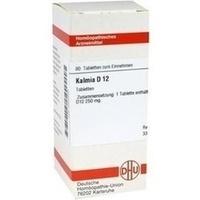 KALMIA D12, 80 ST, Dhu-Arzneimittel GmbH & Co. KG