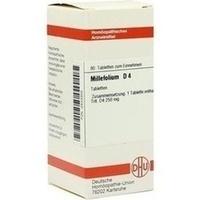 MILLEFOLIUM D 4, 80 ST, Dhu-Arzneimittel GmbH & Co. KG