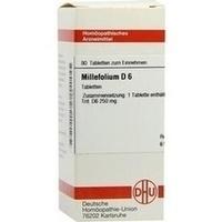 MILLEFOLIUM D 6, 80 ST, Dhu-Arzneimittel GmbH & Co. KG