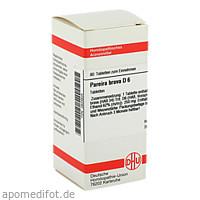 PAREIRA BRAVA D 6, 80 ST, Dhu-Arzneimittel GmbH & Co. KG