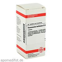 RANUNCULUS BULB D 6, 80 ST, Dhu-Arzneimittel GmbH & Co. KG