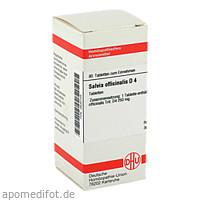 SALVIA OFFIC D 4, 80 ST, Dhu-Arzneimittel GmbH & Co. KG