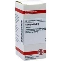SARSAPARILLA D 2, 80 ST, Dhu-Arzneimittel GmbH & Co. KG