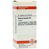 SENECIO AUREUS D 6, 80 ST, Dhu-Arzneimittel GmbH & Co. KG
