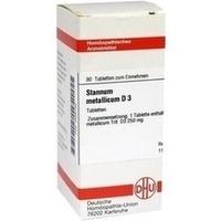 STANNUM MET D 3, 80 ST, Dhu-Arzneimittel GmbH & Co. KG