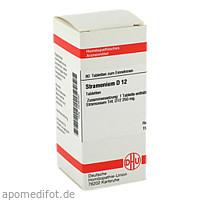 STRAMONIUM D12, 80 ST, Dhu-Arzneimittel GmbH & Co. KG