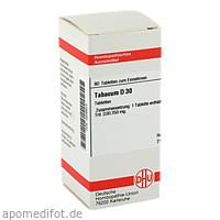 TABACUM D30, 80 ST, Dhu-Arzneimittel GmbH & Co. KG