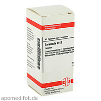 TARANTULA D12, 80 ST, Dhu-Arzneimittel GmbH & Co. KG