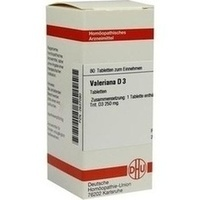 VALERIANA D 3, 80 ST, Dhu-Arzneimittel GmbH & Co. KG