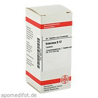 VALERIANA D12, 80 ST, Dhu-Arzneimittel GmbH & Co. KG