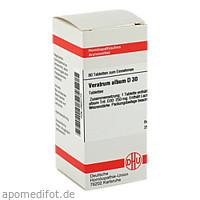 VERATRUM ALB D30, 80 ST, Dhu-Arzneimittel GmbH & Co. KG