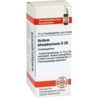 ACIDUM PHOS D30, 10 G, Dhu-Arzneimittel GmbH & Co. KG