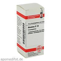 ALUMINA D10, 10 G, Dhu-Arzneimittel GmbH & Co. KG